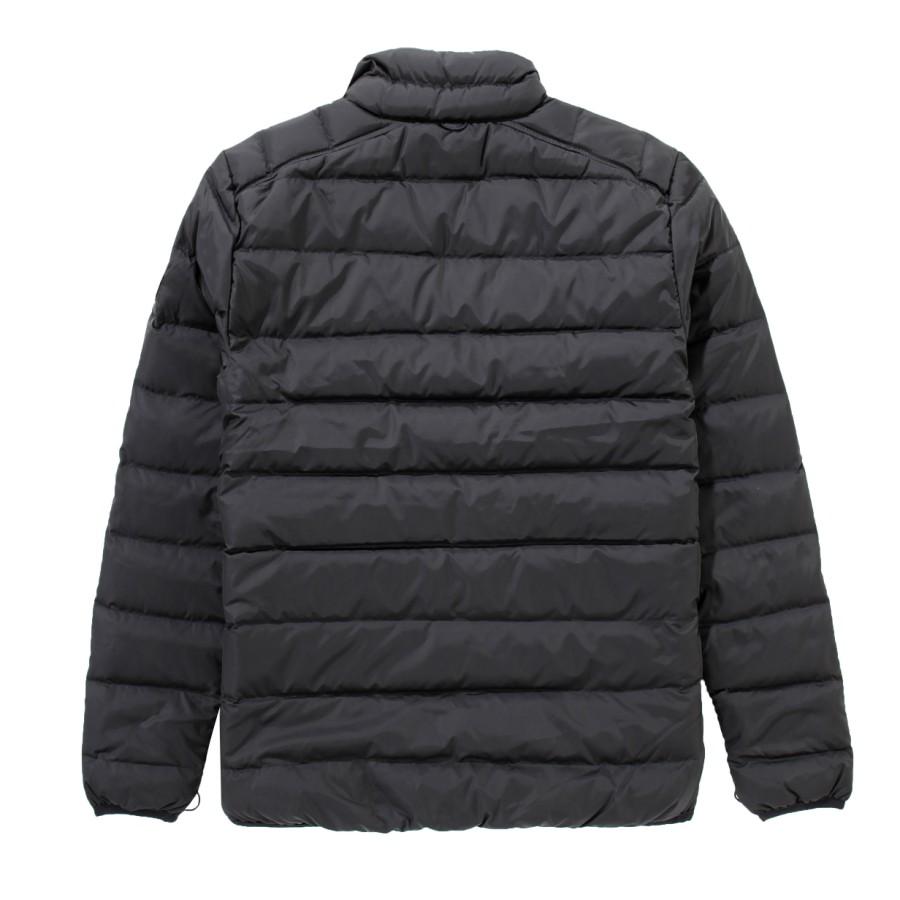 [A1F19] 경량 구스 다운 자켓 - 블랙