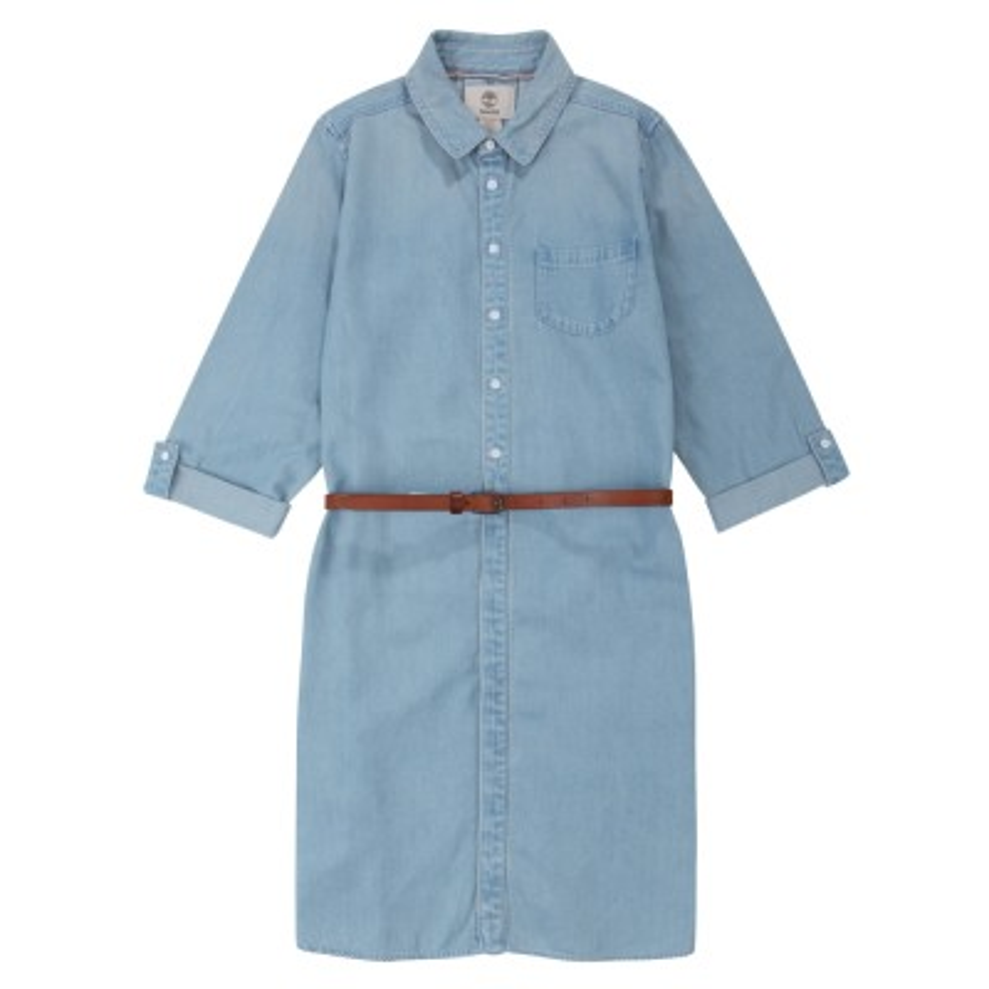 [A1NRQ] 여성 뉴포드 댄 드레스- 블루