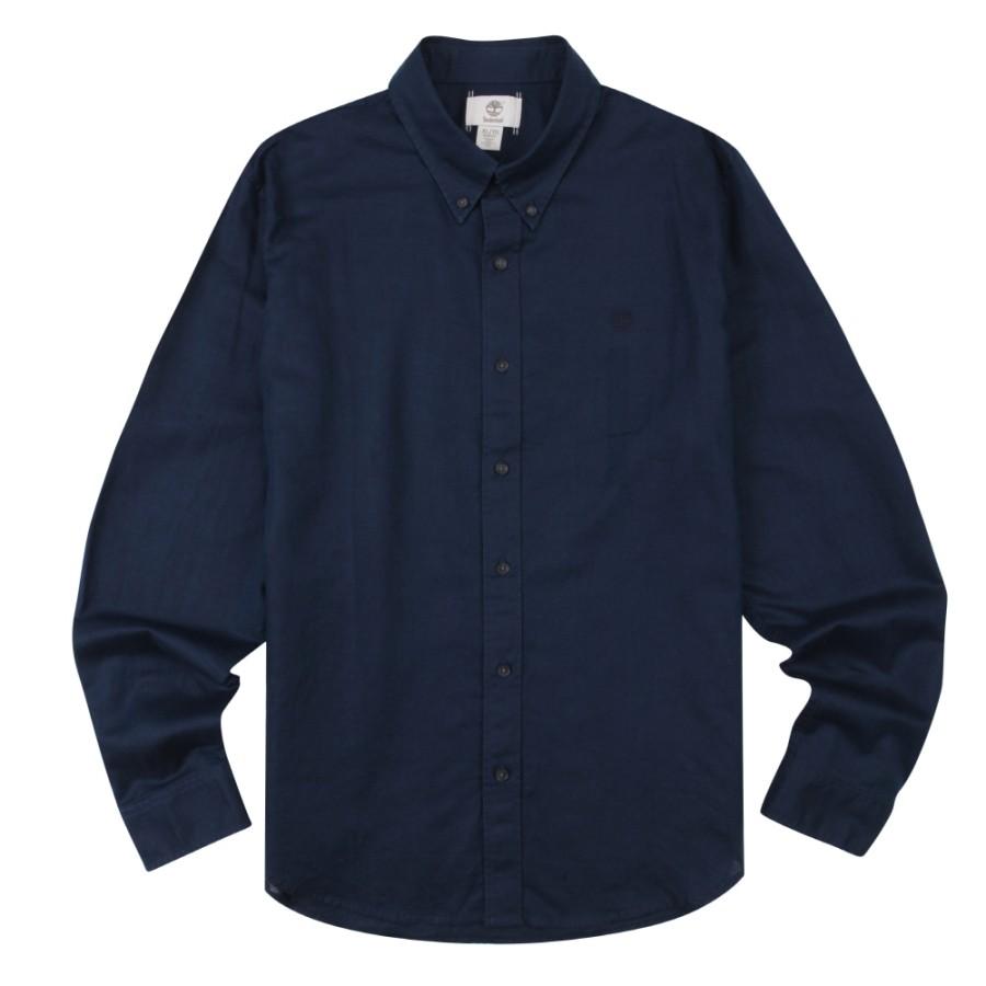 [A1SHF] 남성 린넨 셔츠- 블루