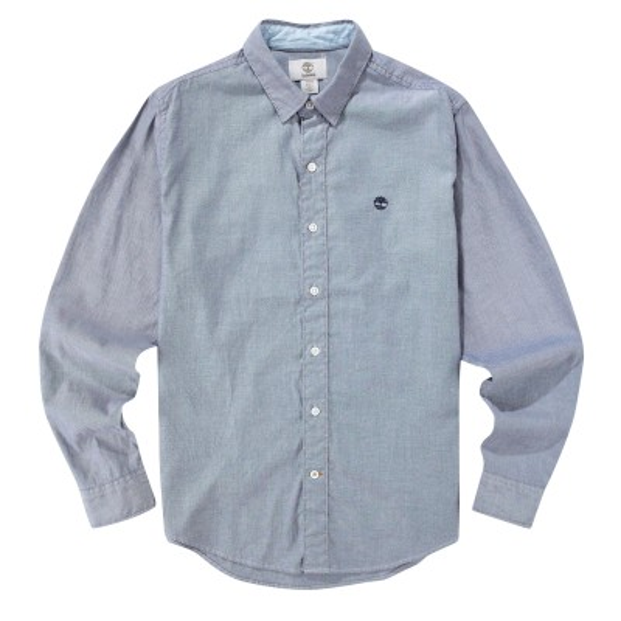 [A1SNC] 남성 옥스포드 셔츠 슬림핏- 다크블루