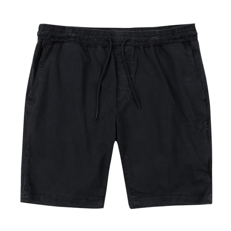 [A1SX3] 남성 치노 숏팬츠 -블랙