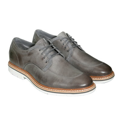 [A19FU] 남성 NAPLES TRAIL MOC TOE LEATHER OXFORD