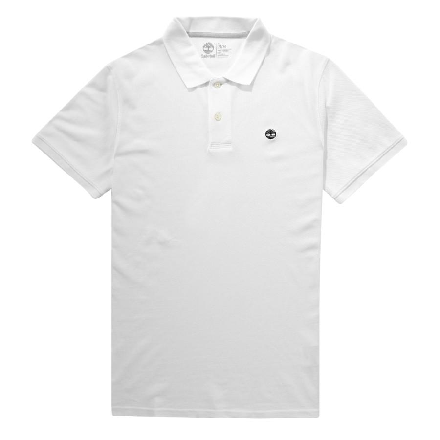 [A1A2E] 남성 밀러스 리버 폴로 셔츠- 화이트