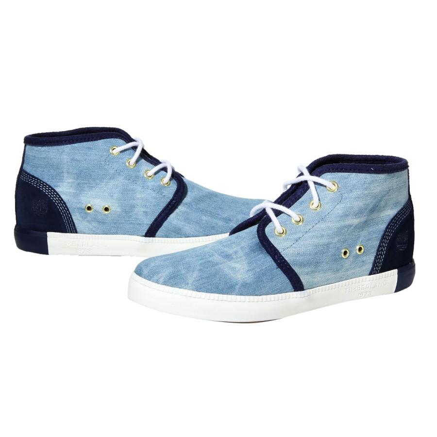 [A1B7A] 여성 Flannery 스니커즈 - 블루