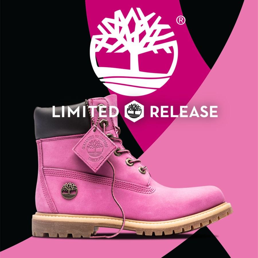 [A1KHI] 여성 리미티드 에디션 부츠- 핑크