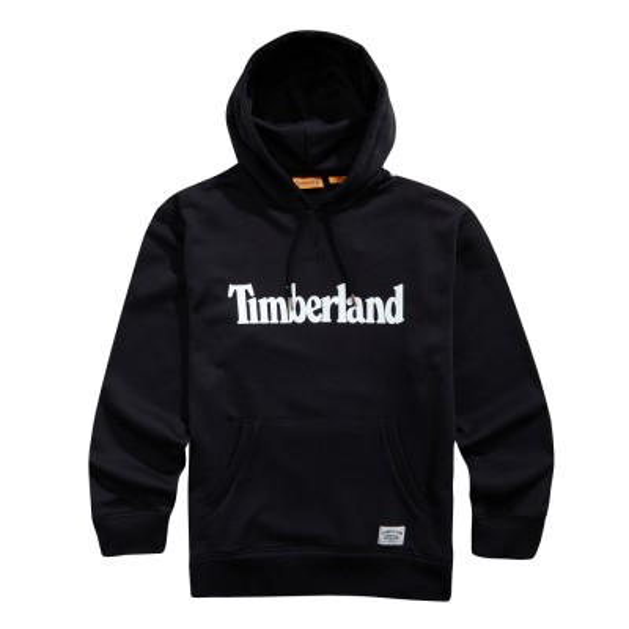 [A1LIO] 남녀공용 팀버랜드 후드티셔츠- 블랙