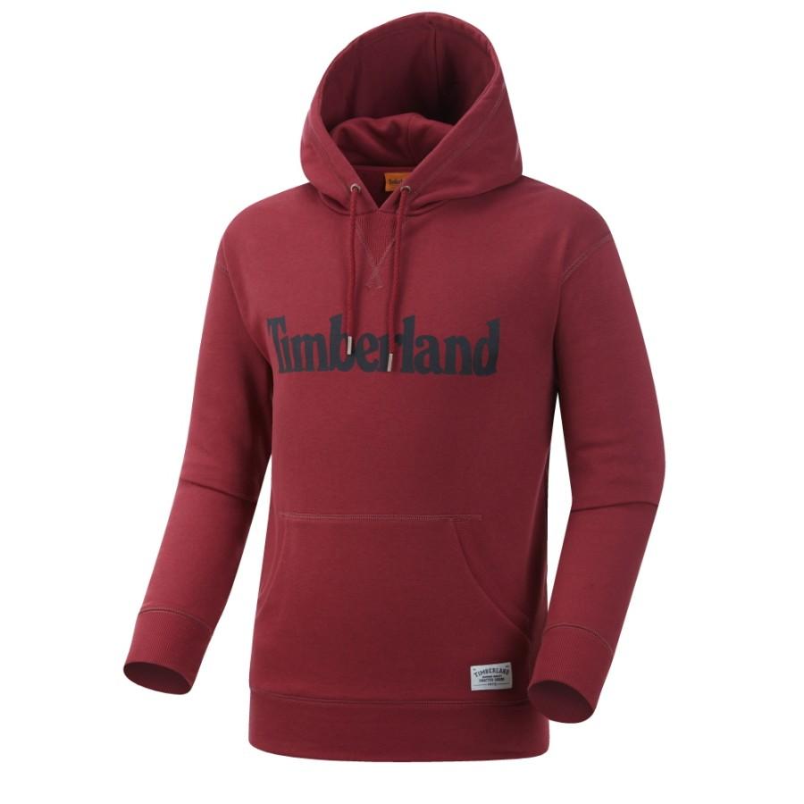 [A1LIO] 남성 후드티셔츠- 레드