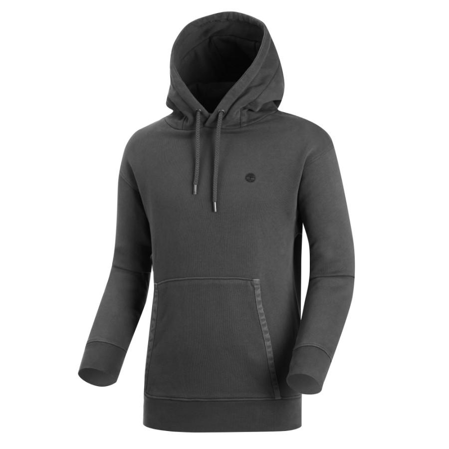 [A1LJL] 남성 팀버랜드 후드 티셔츠- 블랙