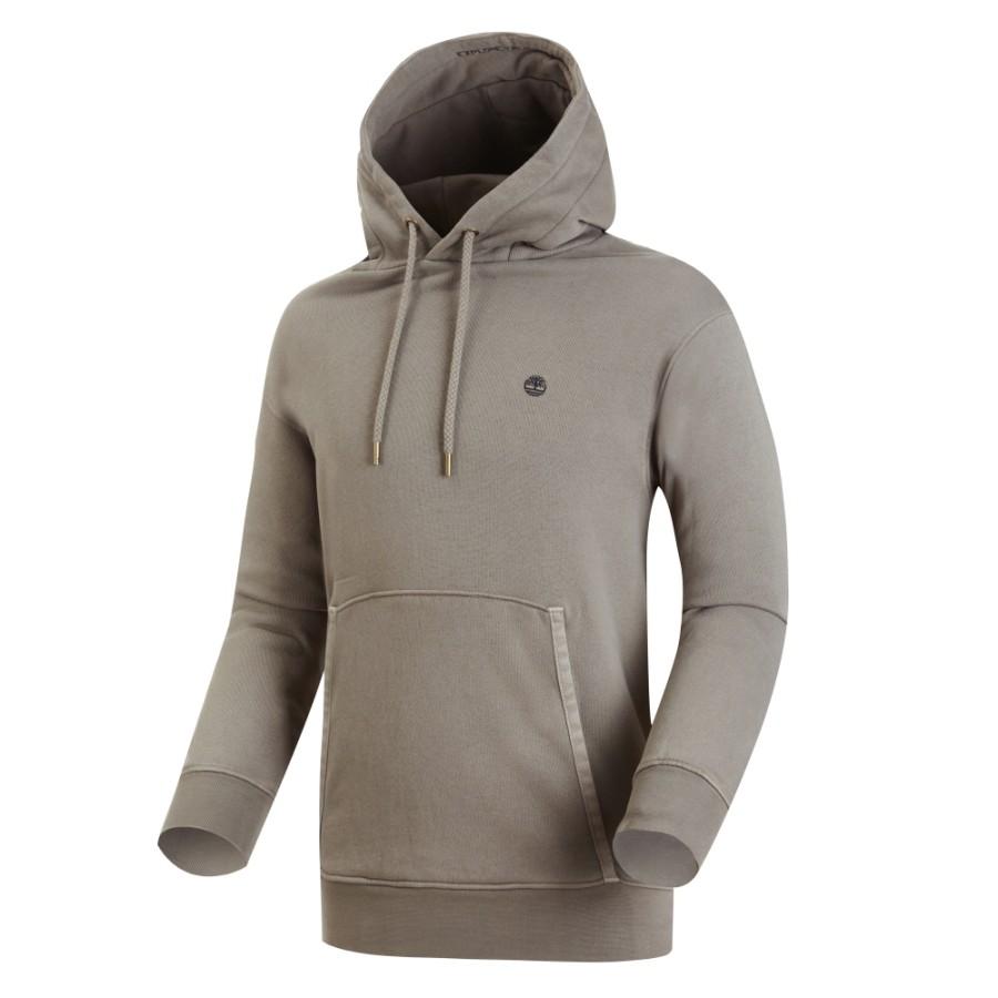 [A1LJL] 남성 팀버랜드 후드 티셔츠- 브라운
