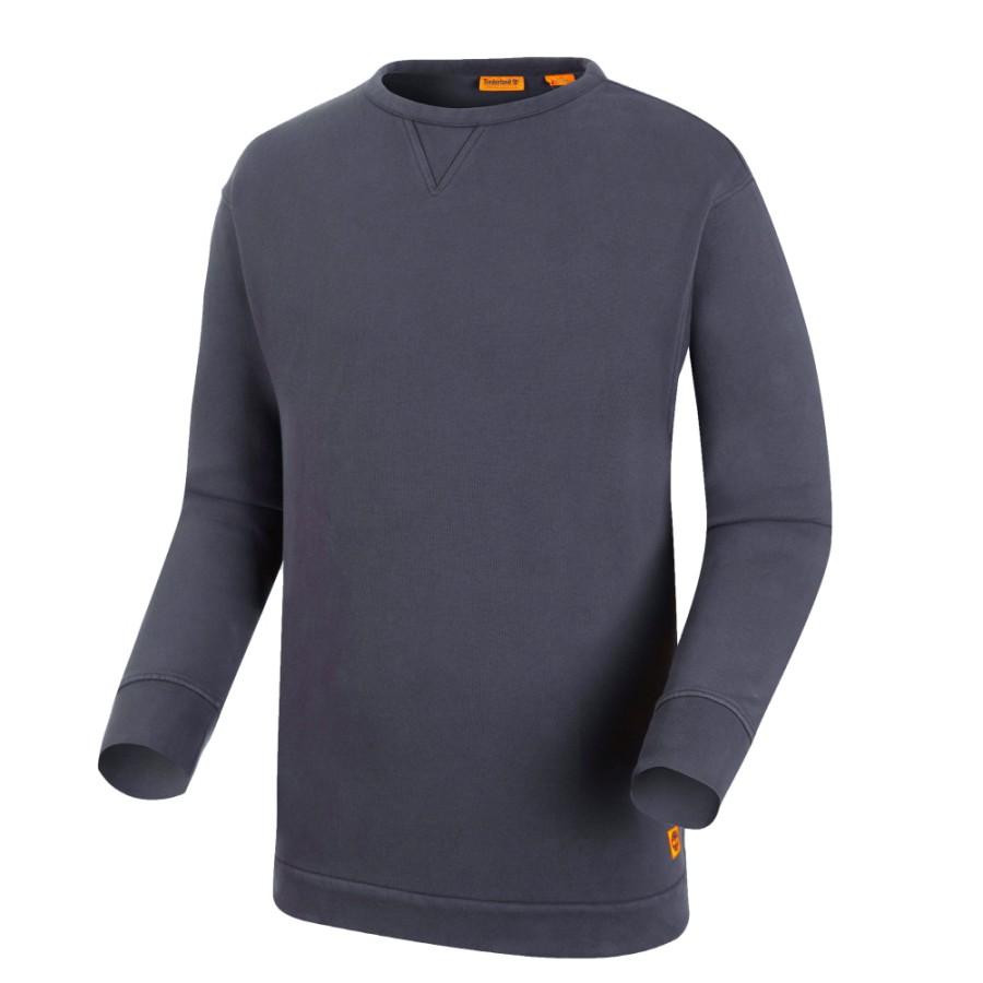 [A1LJM] 남성 크루넥 티셔츠- 차콜