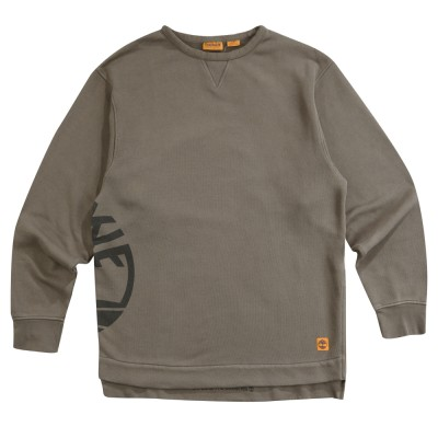 [A1LJM] 남성 크루넥 티셔츠- 브라운