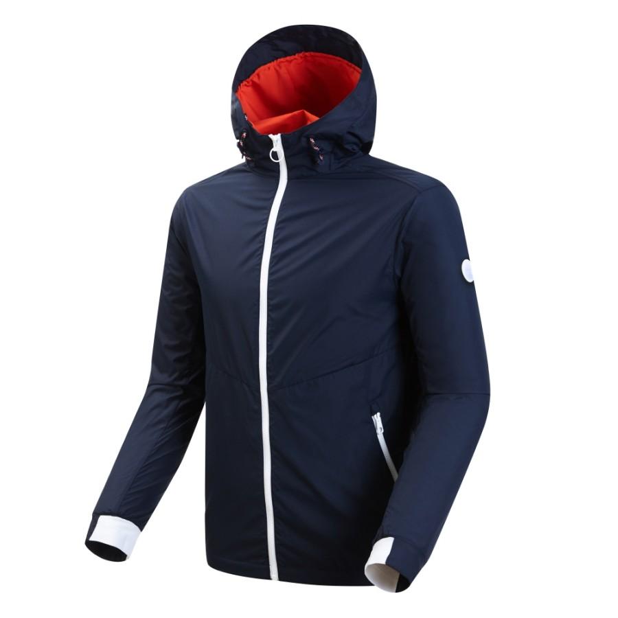 [A1LVS] 남성 시그널 마운틴 레이서 자켓 - 다크 사파이어