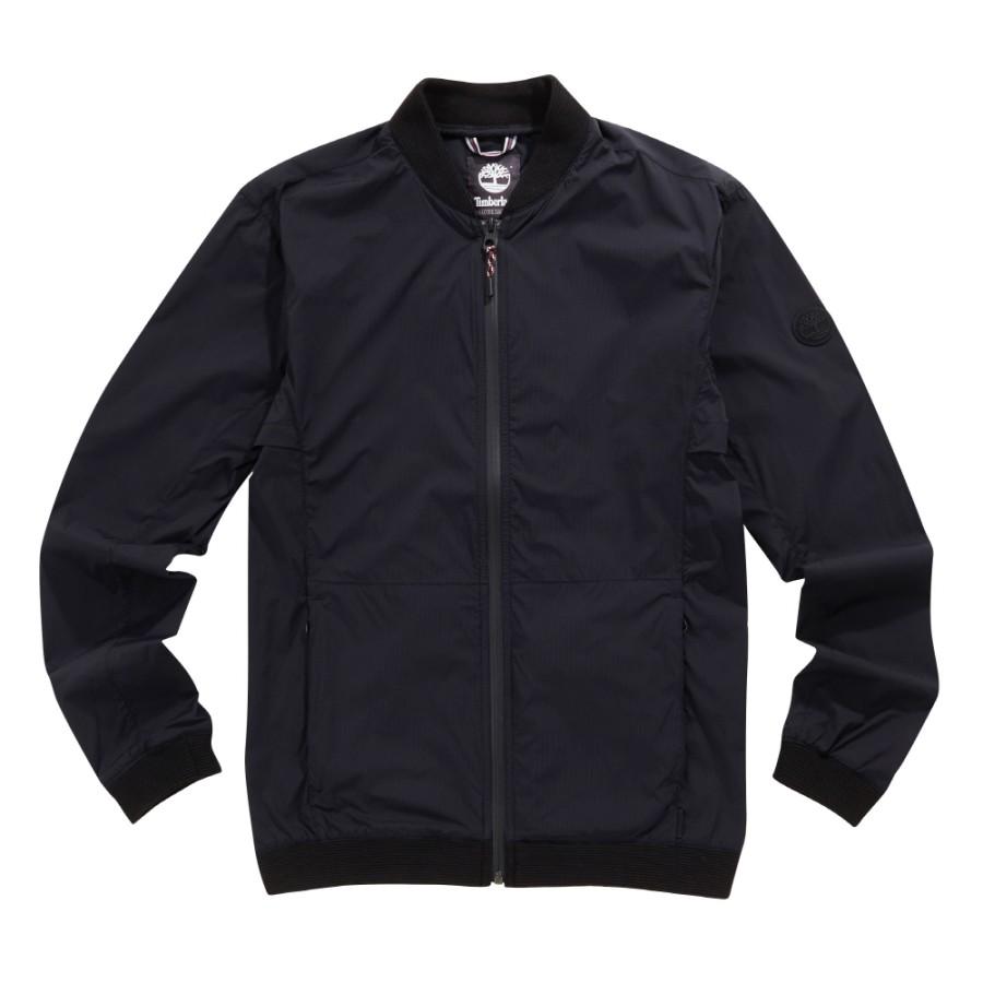[A1LW5] 남성 스트레치 봄버 자켓- 블랙