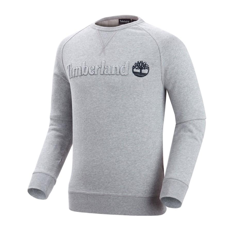 [A1M36] 남성 웨스트필드 크루 티셔츠- 그레이