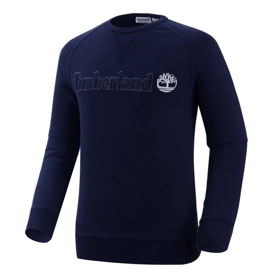 [A1M36] 남성 웨스트필드 크루 티셔츠- 블루