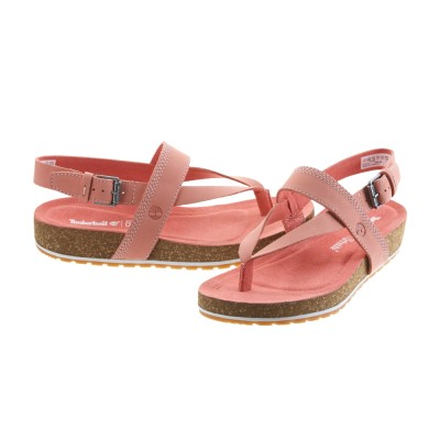 [A1PGK] 여성 말리부 웨이브스 샌들 - 핑크