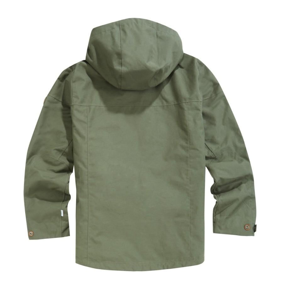 [A1UBH] 남성 러기드 마운틴 쓰리인원 자켓- 올리브