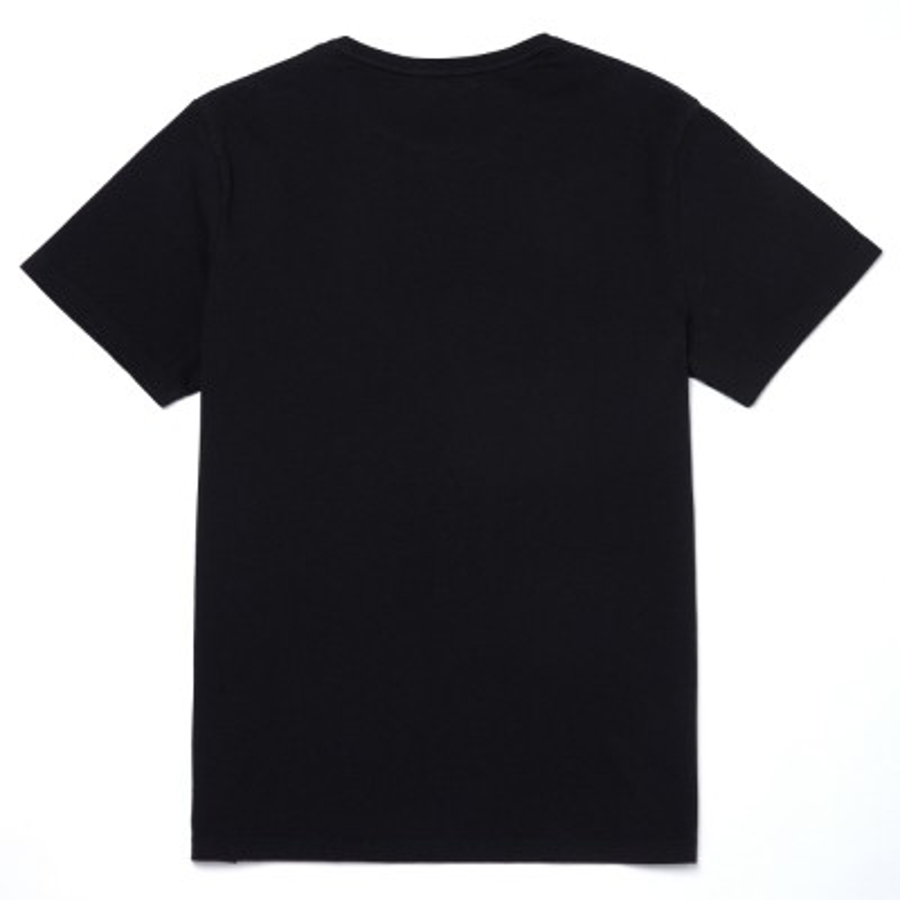 [A1X1G] 남성 켄벡 리버 시즈널 패턴 슬림티 - 블랙