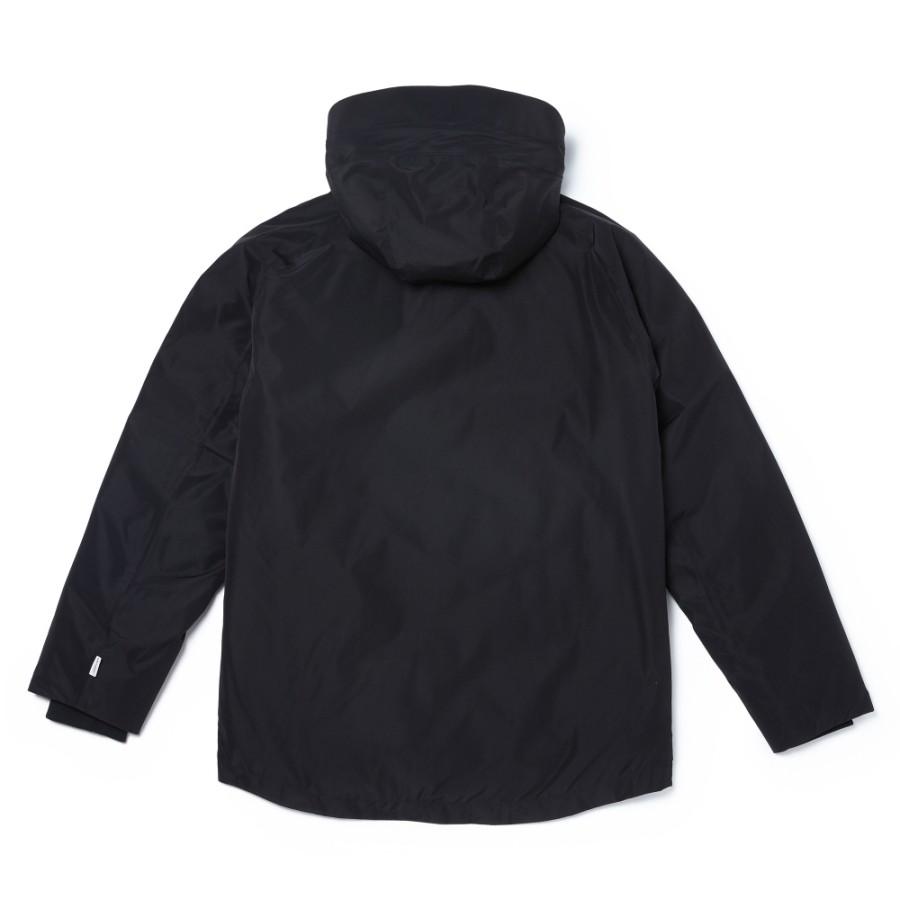 [A1ZPQ] 남성얼티밋 윈터 재킷 - 블랙