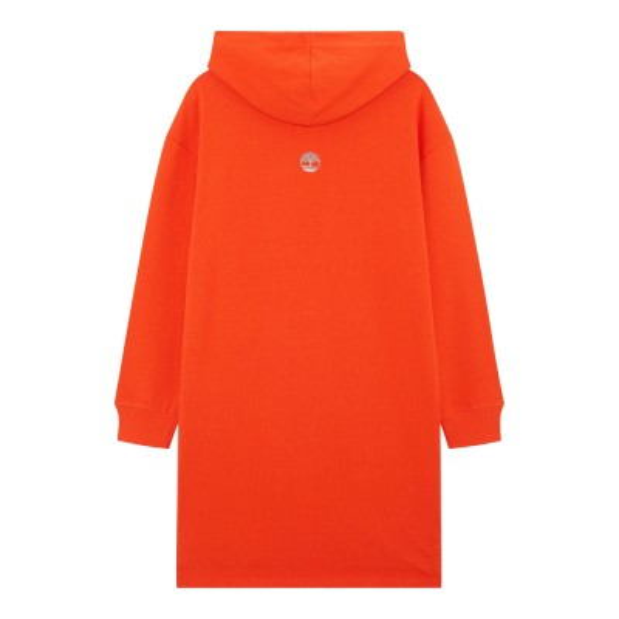 여성 후디드 드레스 by Raeburn - 스파이시오렌지(A25V3)