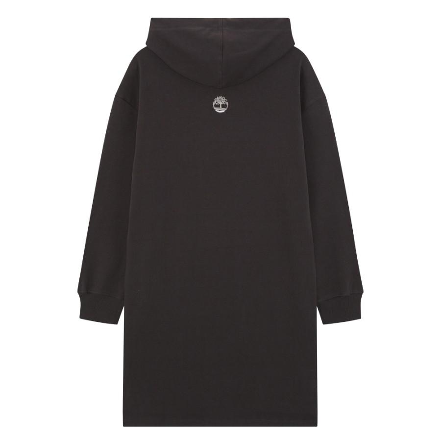 여성 후디드 드레스 by Raeburn - 블랙(A25V3)