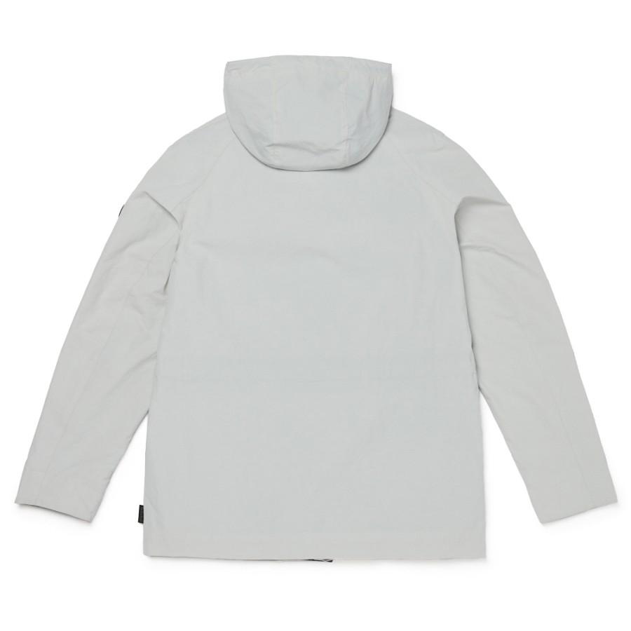 [A29QZ] 프랫 파카 자켓  - 라이트그레이