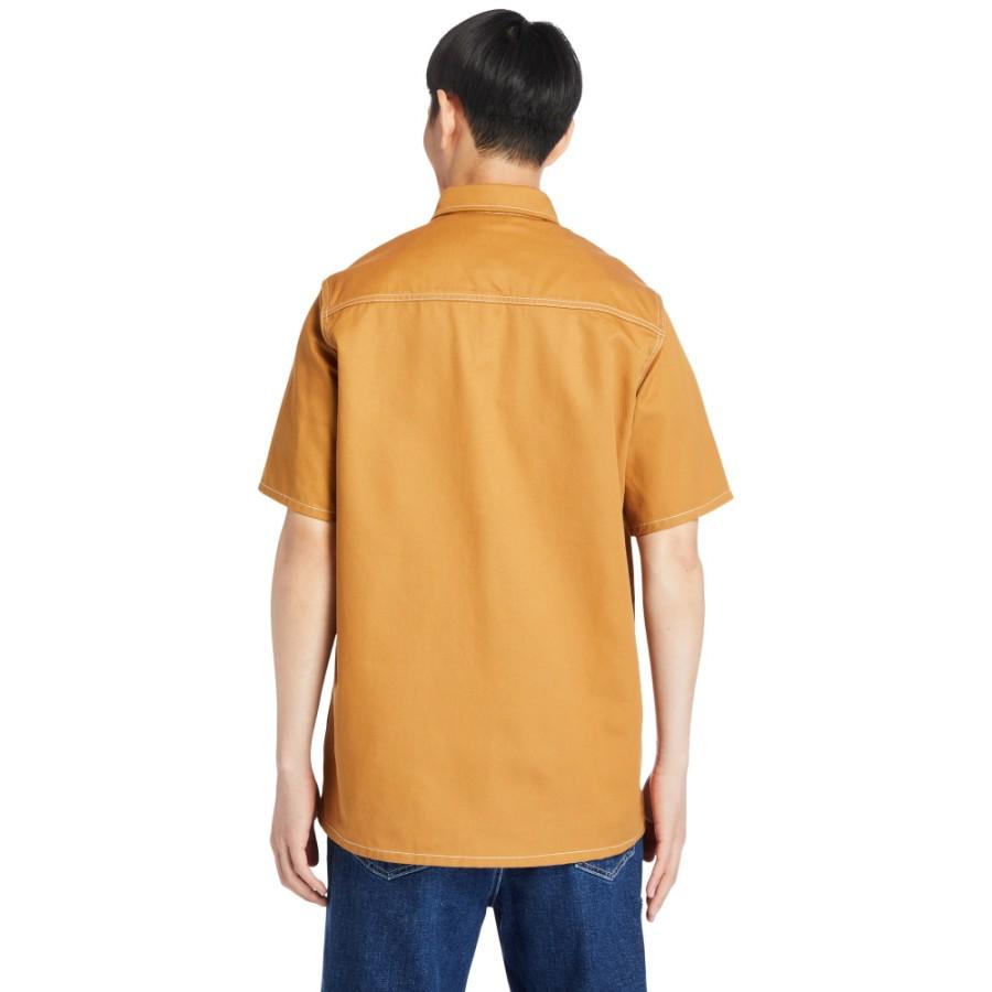 남성 워크웨어 유틸리티 셔츠 - 위트브라운(A2D5S)