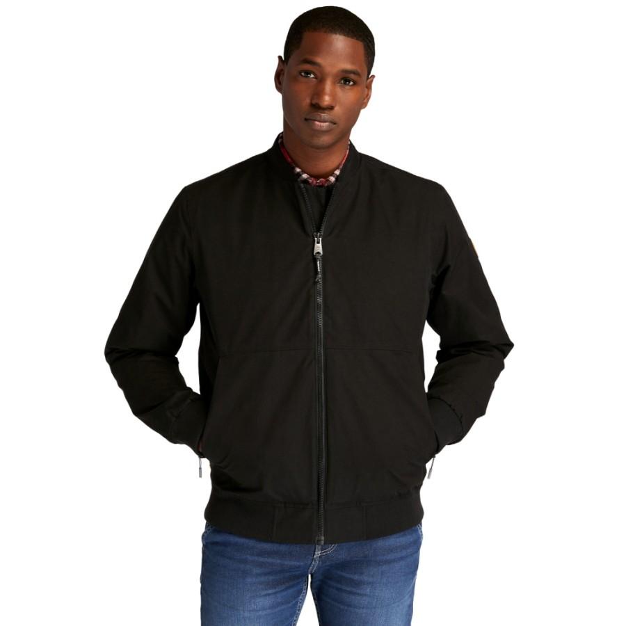 남성 3in1 봄버 재킷 - 블랙(A42S2)