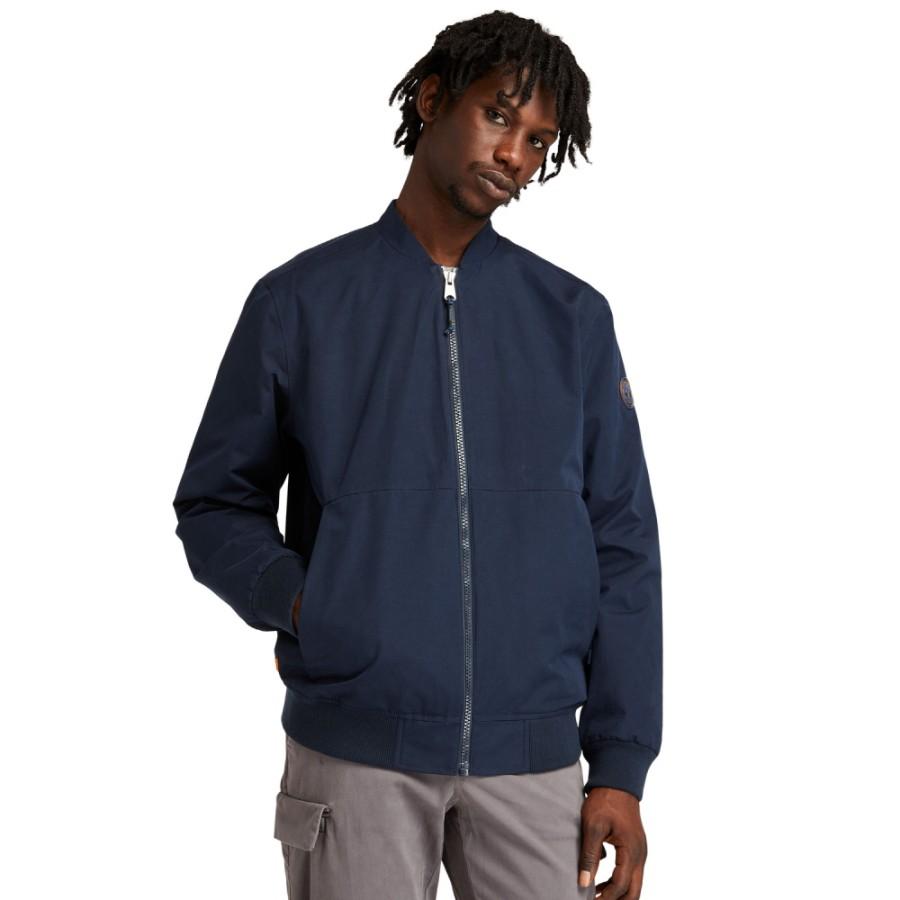 남성 3in1 봄버 재킷 - 다크사파이어(A42S2)